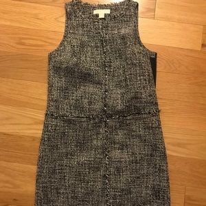 Michael Kors Tweed Mini Dress